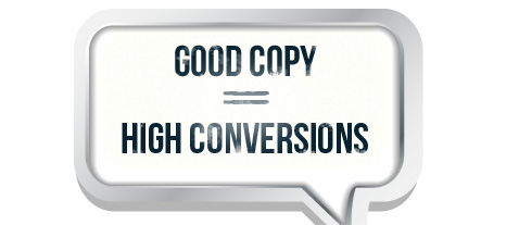 Using compelling copy to make your landing page successful